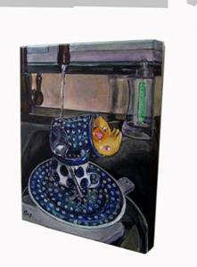 Detail Image for art Duck out of water: Polish Pottery LVII
