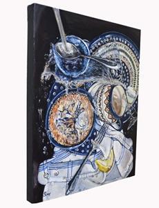 Detail Image for art Sink Splatter: Polish Pottery LXII