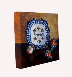 Detail Image for art Draminski: Polish Pottery XLVIII©