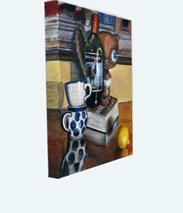 Detail Image for art Polish Pottery LBXI: Lunchbox