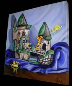 Detail Image for art Castle Chaos
