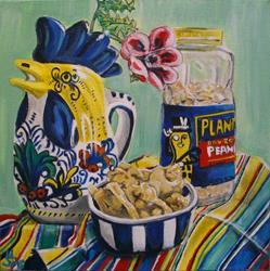Art: Europe Still VI: Peanut Brittle by Artist Heather Sims