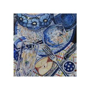Detail Image for art Sink Bubbles: Polish Pottery LXIV