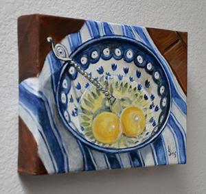 Detail Image for art Eggs: Polish Pottery LXXXI