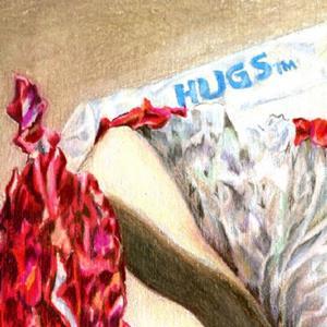 Detail Image for art Hug Unflured