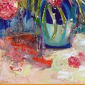 Detail Image for art The Roses I Remember