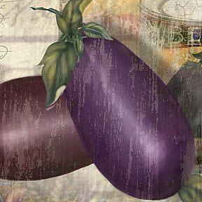 Detail Image for art Cannery Row Eggplant