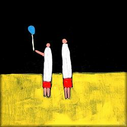 Art: Going Home by Artist Amanda Hone