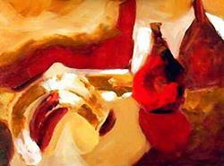 Art: UNSHEATHED by Artist C. k. Agathocleous