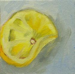Art: lemon by Artist C. k. Agathocleous