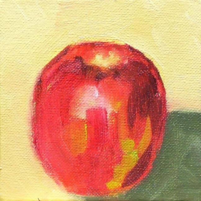 Art: apple by Artist C. k. Agathocleous