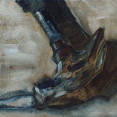 Art: hammer by Artist C. k. Agathocleous
