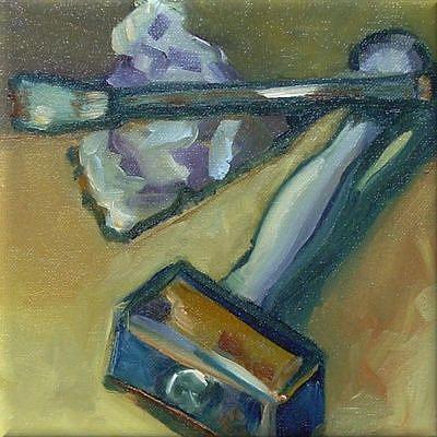 Art: chisel by Artist C. k. Agathocleous