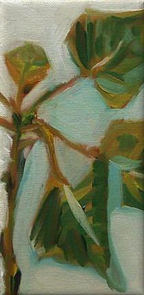 Art: poplar half by Artist C. k. Agathocleous