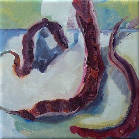 Art: pod snakes by Artist C. k. Agathocleous