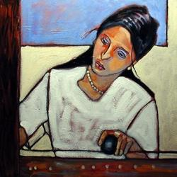 Art: Practice by Artist C. k. Agathocleous