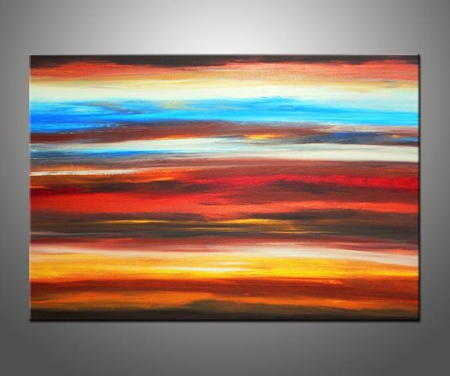 Art: Awaiting Nightfall by Artist Hilary Winfield