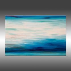 Art: Sunrise 21 by Artist Hilary Winfield