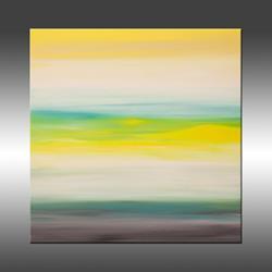 Art: Sunset 12 by Artist Hilary Winfield