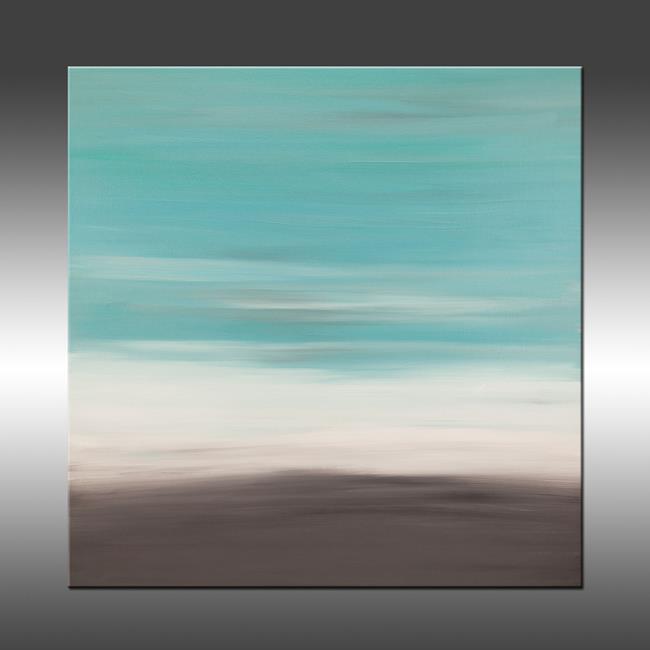 Art: Sunset 7 by Artist Hilary Winfield