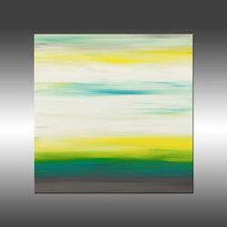 Art: Sunset 17 by Artist Hilary Winfield