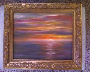 Detail Image for art Poipu sunset