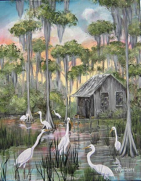 Florida Swamp House Sold By Ke Robinson From Swamp Life