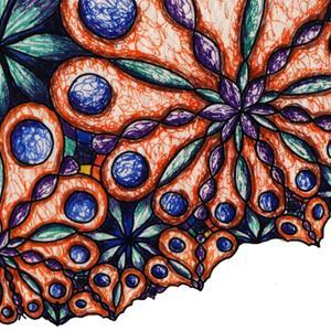 Detail Image for art Garden Delight MaureenFrank