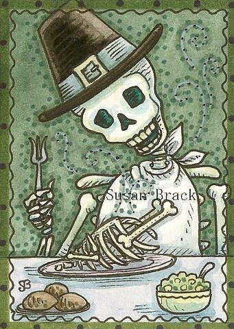 Art: WELL DONE by Artist Susan Brack