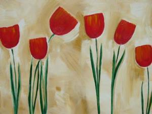 Detail Image for art TULIPS 3