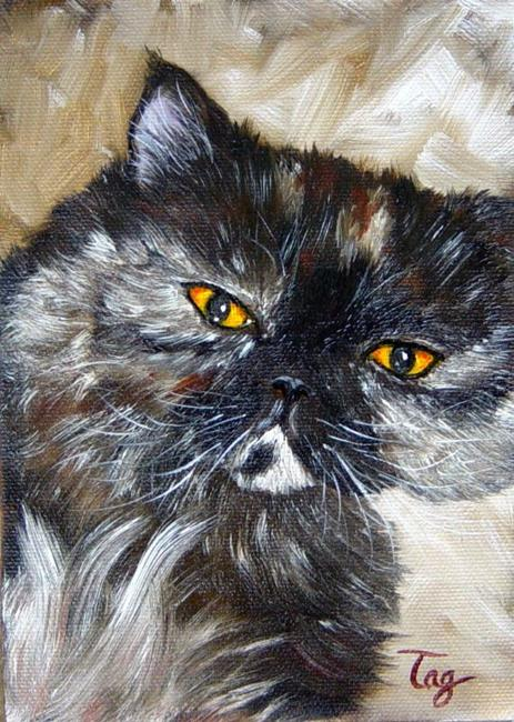 Art: Ruby by Artist Tracey Allyn Greene