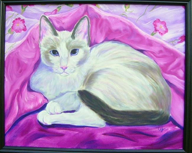 Art: My Muse by Artist Tracey Allyn Greene