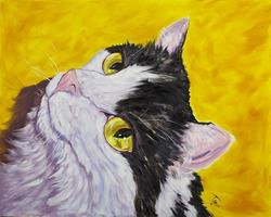 Art: I'm Ready For My Closeup, Mr. Demille! by Artist Tracey Allyn Greene