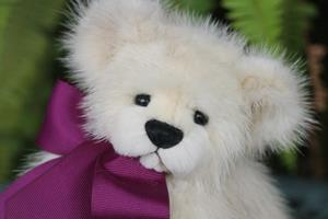 Detail Image for art Teddy Bear Mink Fur (recycled)