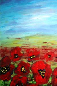Detail Image for art POPPIES FIELD