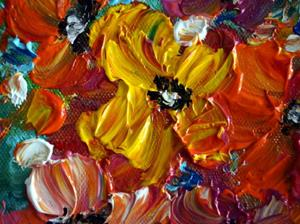 Detail Image for art COLORFUL FLOWERS