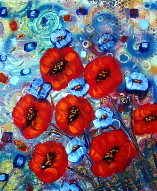 Art: GOOD MORNING by Artist LUIZA VIZOLI