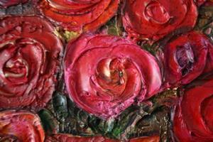 Detail Image for art FLOWERS BOUQUET