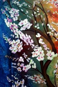 Detail Image for art APPLE in BLOOM