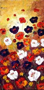 Detail Image for art ROADSIDE FLOWERS