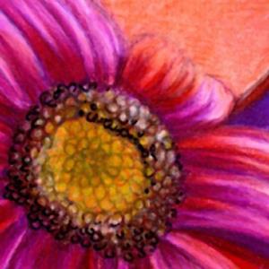 Detail Image for art Paisley Gerbera
