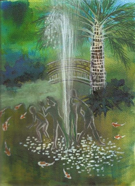 Art: The Atrium by Artist Aisyah Ang
