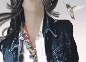Detail Image for art Trailer Girl