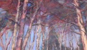 Detail Image for art The Forest #2 (sold)