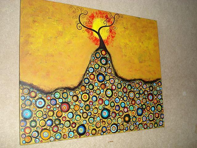 Art: Great Joy by Artist Juli Cady Ryan