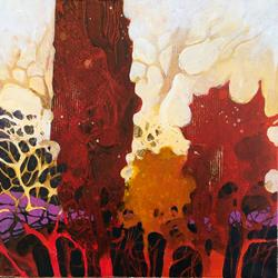 Art: Trees by Artist Alessandro Andreuccetti