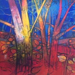 Art: Un angolo di paradiso by Artist Alessandro Andreuccetti