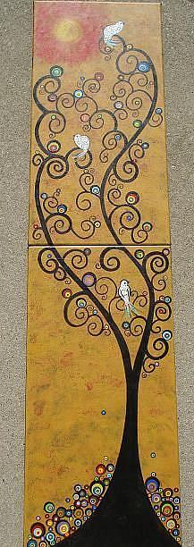 Art: The Magic Tree by Artist Juli Cady Ryan
