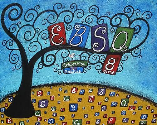 Art: EBSQ: 8 Years Growing! by Artist Juli Cady Ryan