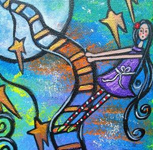 Detail Image for art The Dream Tree